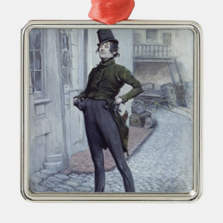 Mr. Alfred Jingle Christmas Ornament