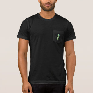 Mr. Alien Pocket T-Shirt
