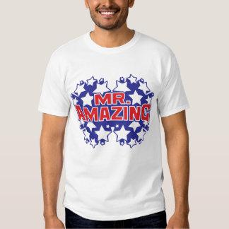 Mr. Amazing T-shirt