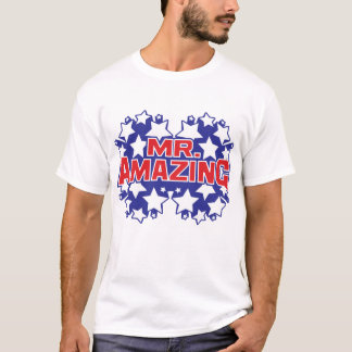 Mr. Amazing T-Shirt