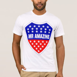 Mr Amazing T-Shirt