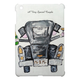 Mr and Mr mini ipad cover