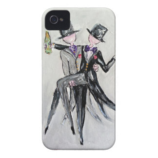Mr and Mr Wedding cards and gifts iPhone 4 Covers