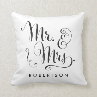 Mr. and Mrs. Cushion