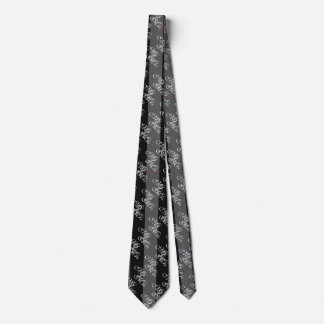 Mr. and Mrs. Husband Wife His Hers Newly Weds Tie