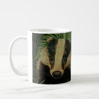 Mr. Badger Coffee Mug