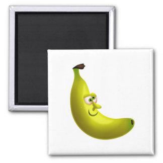 Mr Banana Magnet