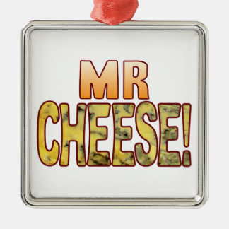 Mr Blue Cheese Christmas Ornament