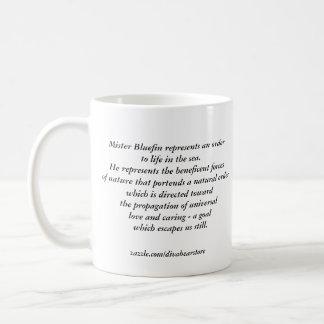 Mr. Bluefin Coffee Mug