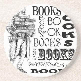 Mr. Books Coasters