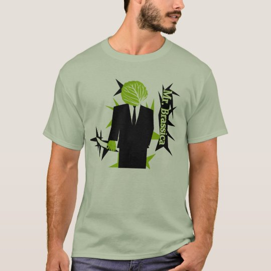 Mr. Brassica T-Shirt