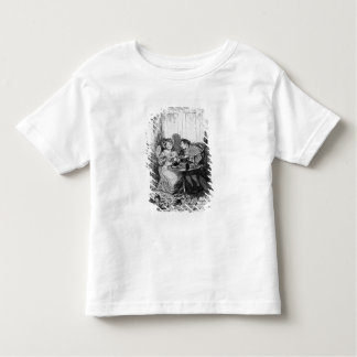 Mr Bumble and Mrs Corney taking tea Toddler T-Shirt