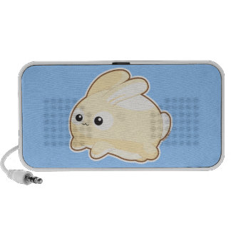 Mr. Bunny Notebook Speaker