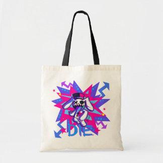 Mr. bunny budget tote bag