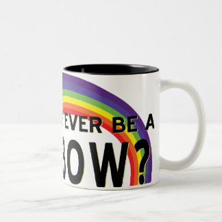 Mr. Burns' Will There Ever Be A Rainbow Mug