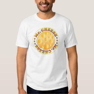Mr Cheese R Tee Shirt