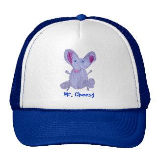 Mr. Cheesy Cap