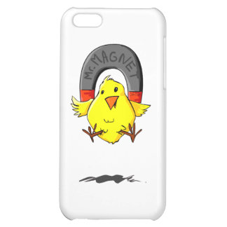 Mr Chick Magnet Lt Cover For iPhone 5C