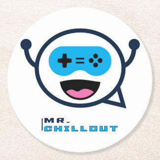 Mr. Chillout Coaster Set