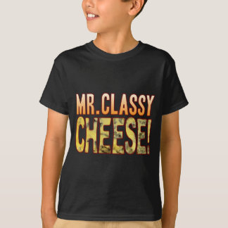 Mr Classy Blue Cheese T-Shirt