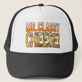 Mr Classy Blue Cheese Trucker Hat