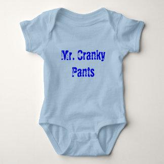 Mr. Cranky Pants Baby Bodysuit