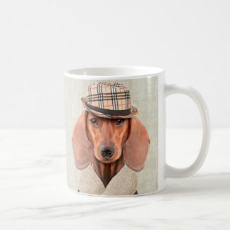 Mr Dachshund Coffee Mug