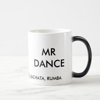 MR DANCE S CHA CHA COFFEE CUP MUGS