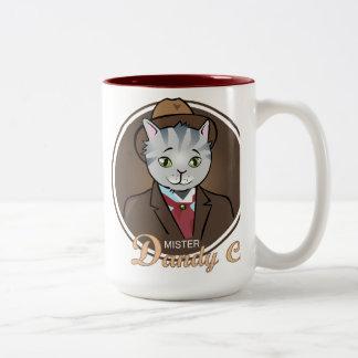 Mr. Dandy Cat - Mug
