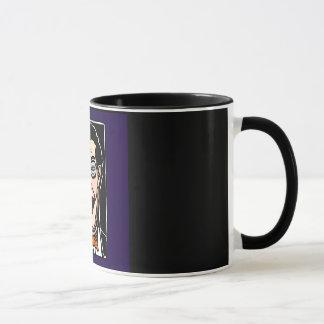 Mr. Dandy mug by FacePrints