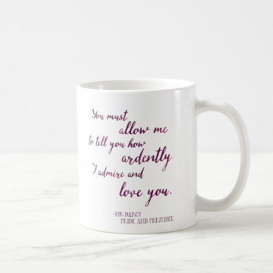 Mr. Darcy's Proposal - Jane Austen, Pride and