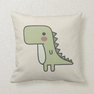 Mr Dinosaur Cushion
