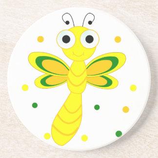 Mr. Dragonfly coaster