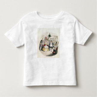 Mr Fezziwig's Ball, from 'A Christmas Carol' Toddler T-Shirt