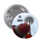 MR. Fish Goes to Seattle Pins