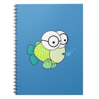 Mr Fish Notebook