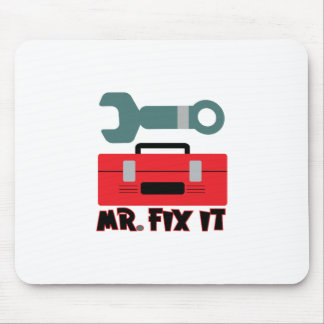 Mr. Fix It Mouse Pad