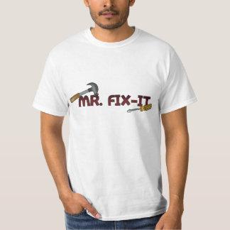 Mr Fix It t-shirt