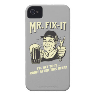 Mr. Fixit: After this Beer Case-Mate iPhone 4 Case