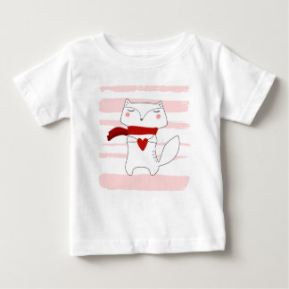 Mr. Fox Baby T-Shirt