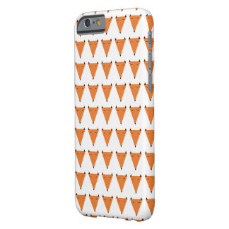 Mr Fox Pattern Barely There iPhone 6 Case