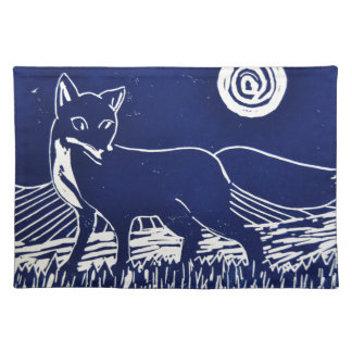 Mr Fox Placemat