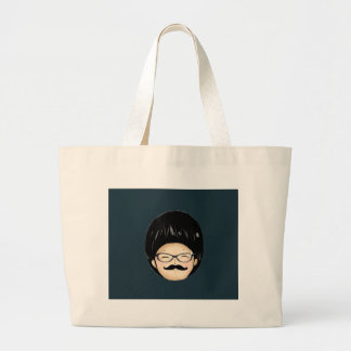 Mr Gentleman Tote Bag