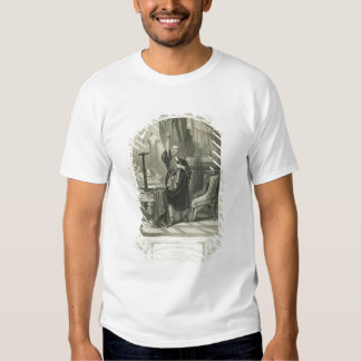 Mr George Bennett as Apemantus, Act I Scene 2, in T Shirts