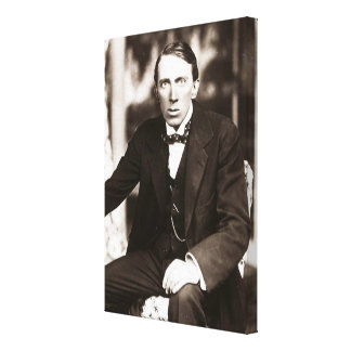Mr Gerald du Maurier in What Every Woman Knows Canvas Print