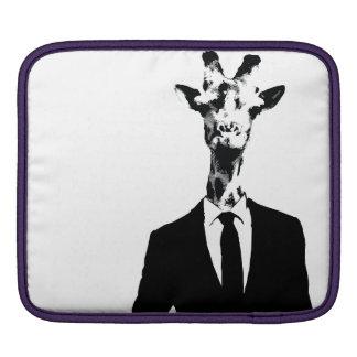 Mr Giraffe iPad Case