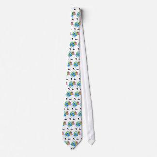 Mr Global Tie