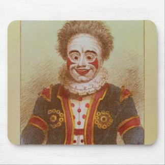 Mr Grimaldi as Clown Mouse Mat