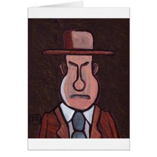 Mr GRUMPY Card