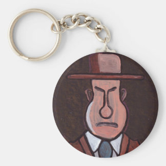 Mr GRUMPY Key Ring
